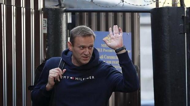 Life Shot: Thu linh phe doi lap Alexei Navalny da roi nuoc Nga hinh anh 1