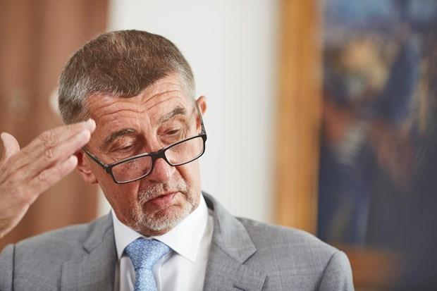 Cong hoa Sec huy cao buoc gian lan chong Thu tuong Andrej Babis hinh anh 1