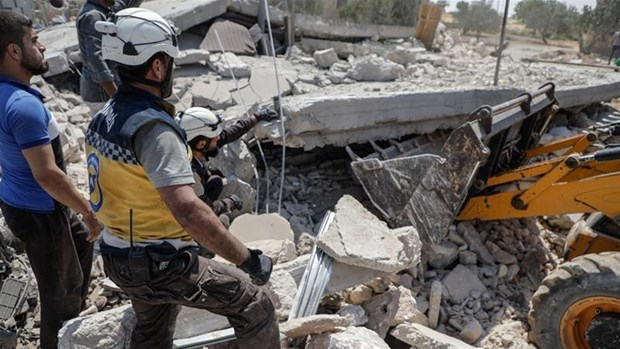Nga, Iran va Tho Nhi Ky se hop thuong dinh ve tinh hinh Idlib hinh anh 1