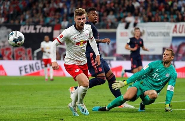 RB Leipzig dang phan chieu buc tranh bong da the gioi len Bundesliga hinh anh 1
