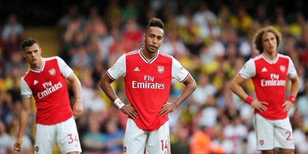 Mat diem truoc Watford, Arsenal lo co hoi chen chan vao top 3 hinh anh 1