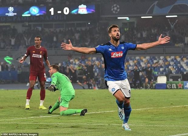 Liverpool 'nem trai dang' truoc Napoli o ngay ra quan Champions League hinh anh 2