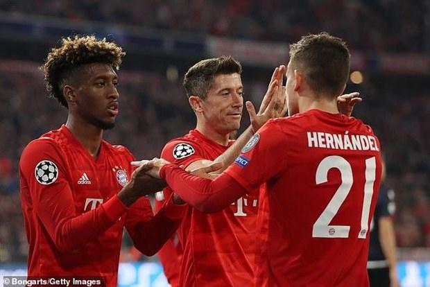 Ket qua Champions League: PSG vui dap Real, Bayern thang tung bung hinh anh 1