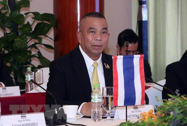 Viet Nam luon coi trong quan he hop tac quoc phong voi Thai Lan hinh anh 1