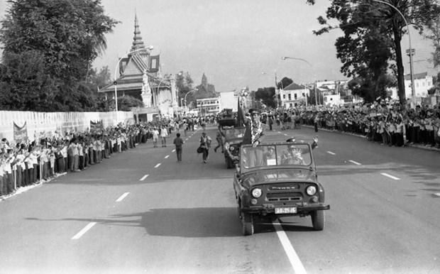 Tinh doan ket Viet Nam-Campuchia khong bao gio thay doi hinh anh 1