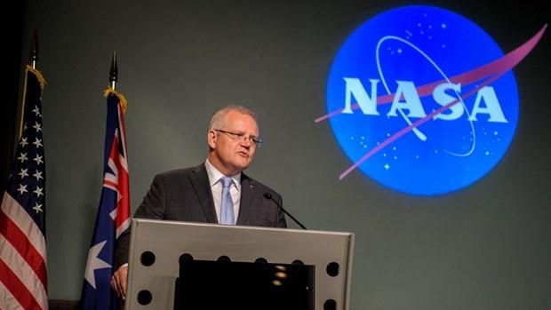 Australia chi 100 trieu USD phoi hop NASA phat trien cong nghe vu tru hinh anh 1