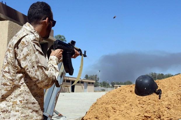 Libya: LNA khong kich khien hon 90 binh sy GNA thiet mang hinh anh 1