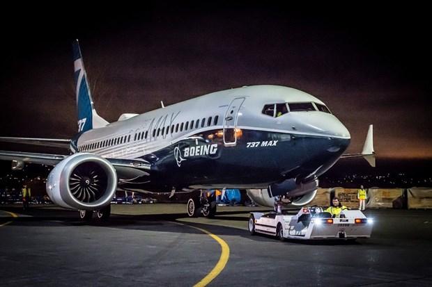 Indonesia do loi cho thiet ke cua Boeing 737 MAX dan toi roi may bay hinh anh 1