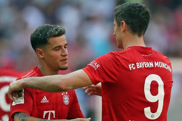 Nguoi ham mo ngac nhien truoc nhung thay doi o FC Bayern hinh anh 1