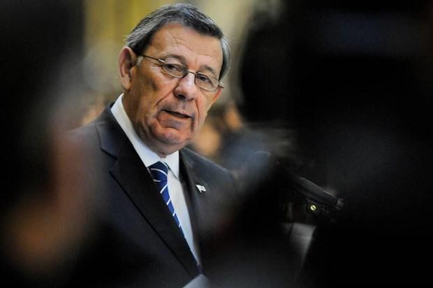 Uruguay tuyen bo rut lui khoi Hiep uoc Tuong ho lien My hinh anh 1