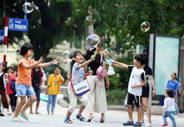 Ha Noi: Hoan chinh phuong an mo rong khong gian di bo o pho co hinh anh 1