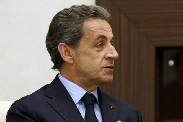Cuu Tong thong Phap Nicolas Sarkozy dung truoc nguy co bi xet xu hinh anh 1