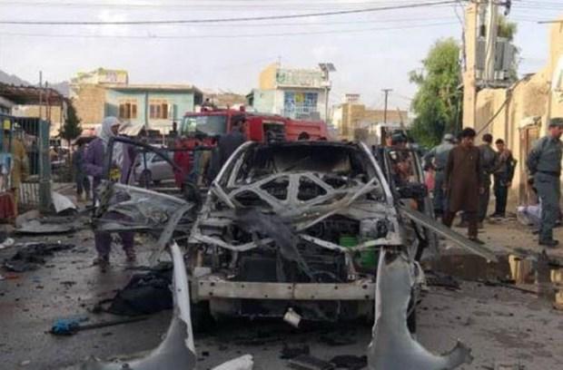 Afghanistan: No bom o Kapisa, nhieu dan thuong thiet mang hinh anh 1