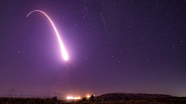 My thu thanh cong ten lua dan dao lien luc dia Minuteman III hinh anh 1