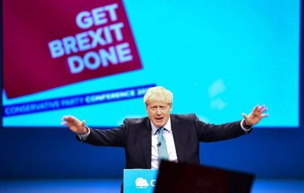 Thu tuong Ireland hoai nghi ve ke hoach Brexit moi cua Anh hinh anh 1