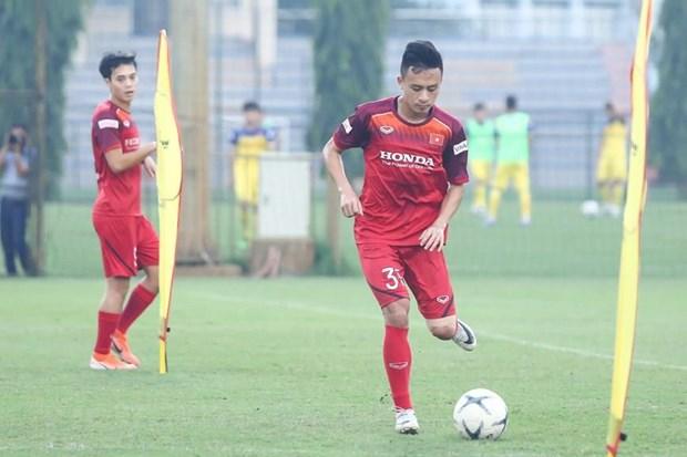 HLV Park Hang-seo chot danh sach doi dau Malaysia va Indonesia hinh anh 1