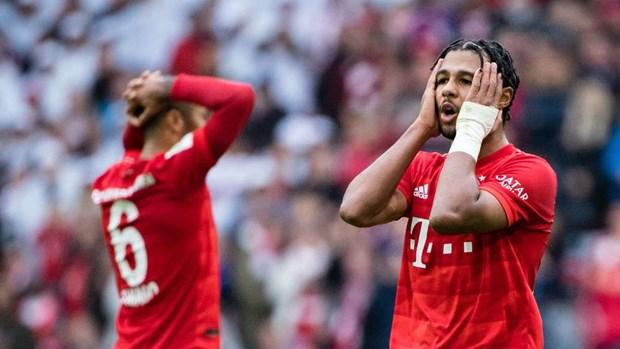 Bayern thua soc tai Allianz, Dortmund danh roi chien thang hinh anh 1