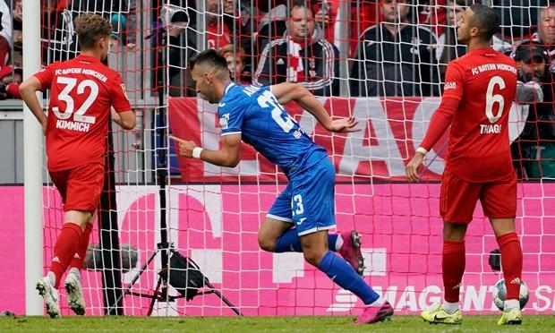 Bayern thua soc tai Allianz, Dortmund danh roi chien thang hinh anh 2