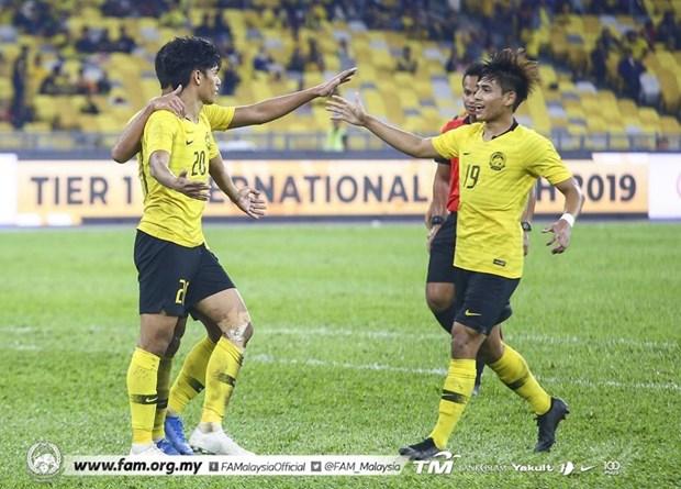 Malaysia chinh thuc chot danh sach doi dau doi tuyen Viet Nam hinh anh 1