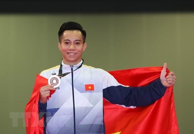 Viet Nam chinh thuc co tam ve thu 2 tham du Olympic 2020 hinh anh 1