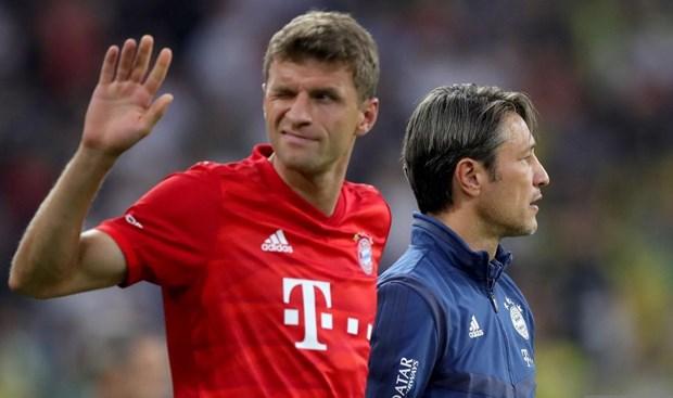Thomas Mueller muon roi khoi Bayern Munich ngay mua Dong nay? hinh anh 1