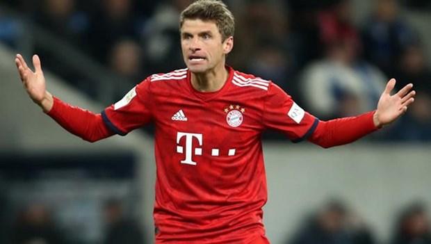 Thomas Mueller len tieng truoc thong tin chia tay Bayern Munich hinh anh 1
