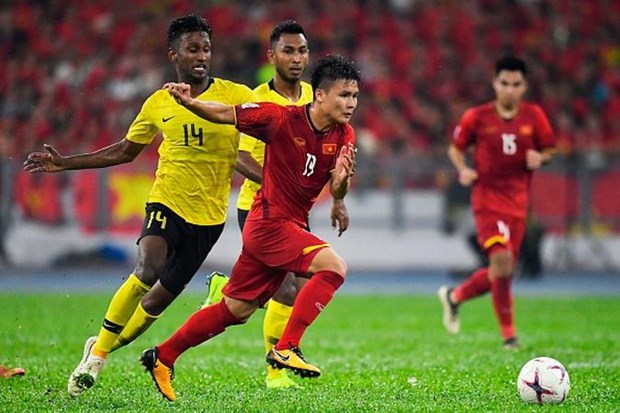 Xem truc tiep tran Viet Nam-Malaysia tai vong loai World Cup 2022 hinh anh 1