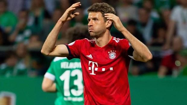 Bayern Munich se the nao khi khong con Thomas Mueller? hinh anh 1