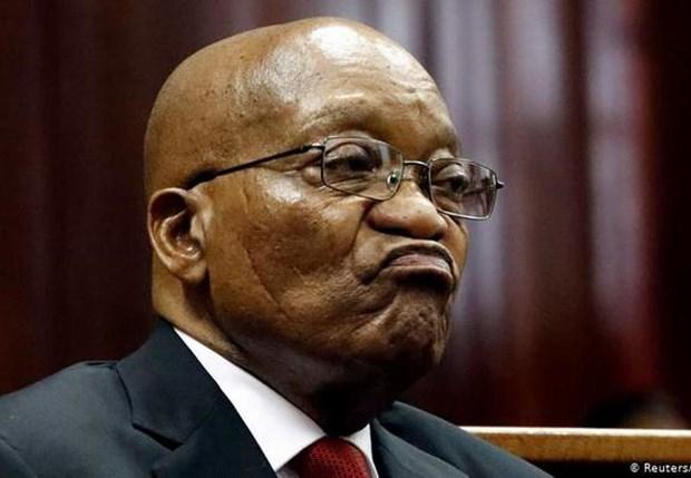 Nam Phi: Cuu Tong thong Jacob Zuma bi xet xu toi tham nhung hinh anh 1