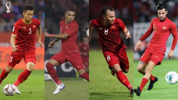 Lich thi dau World Cup: Indonesia-Viet Nam, Trieu Tien-Han Quoc hinh anh 1