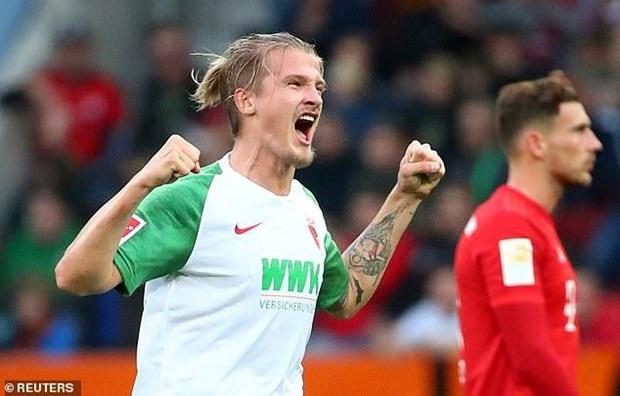Bayern Munich chia diem truoc doi bong trong nhom 'cam den do' hinh anh 1