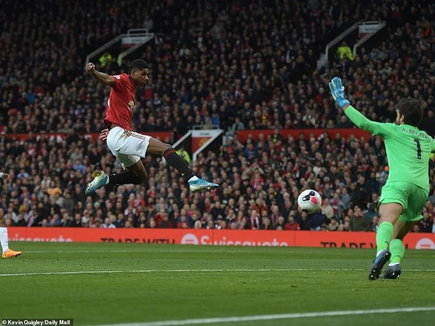 Manchester United khien Liverpool dut mach toan thang o Premier League hinh anh 1