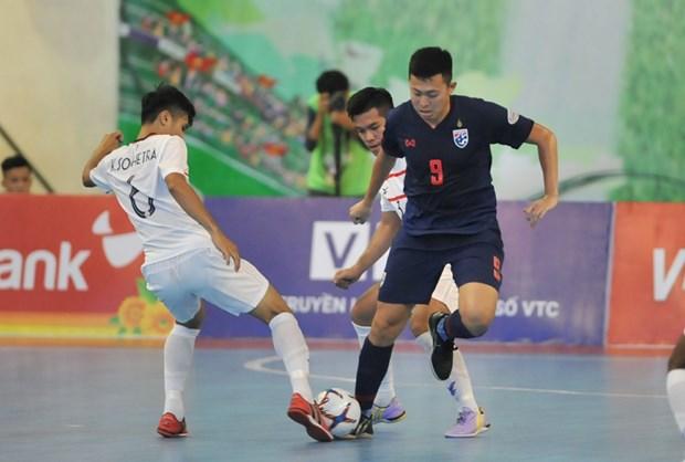 Viet Nam ha Australia o tran ra quan giai Futsal Dong Nam A 2019 hinh anh 2