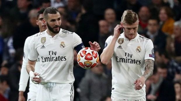 Lich truc tiep Champions League: Real, Tottenham 'giai khat'? hinh anh 1