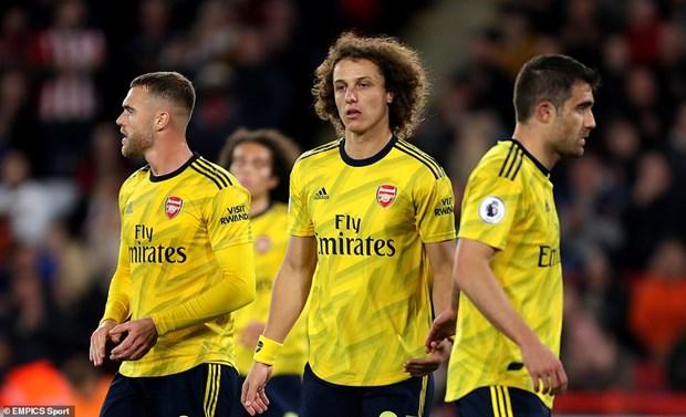 Ha Arsenal, tan binh Sheffield United day M.U xuong vi tri thu 14 hinh anh 2