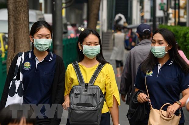 Thai Lan: Khong khi o thu do Bangkok lai bi o nhiem khoi bui hinh anh 1