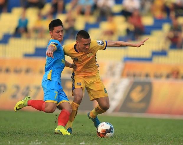 V-League 2019 ha man: Thanh Hoa hay Sanna Khanh Hoa xuong hang? hinh anh 1