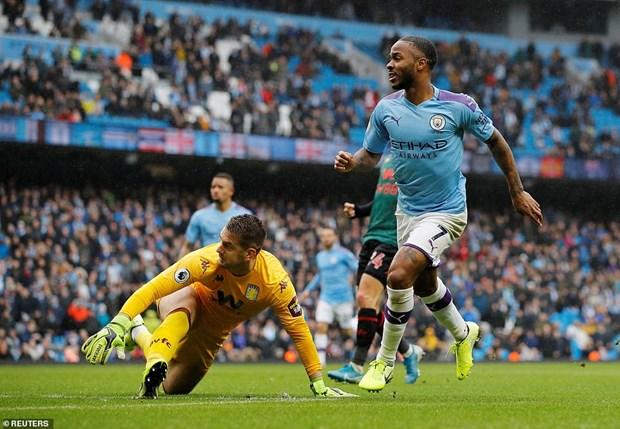 Premier League: Man City ap sat Liverpool, sao tre Chelsea lap ky luc hinh anh 1