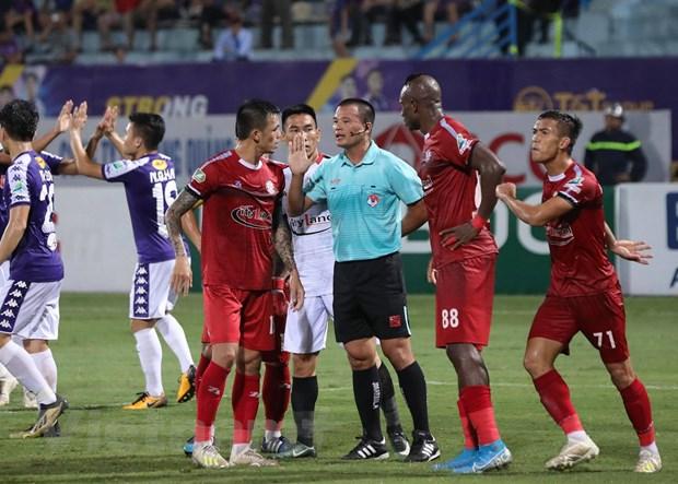 Ha Noi FC doi dau Quang Nam o tran chung ket Cup Quoc gia 2019 hinh anh 1