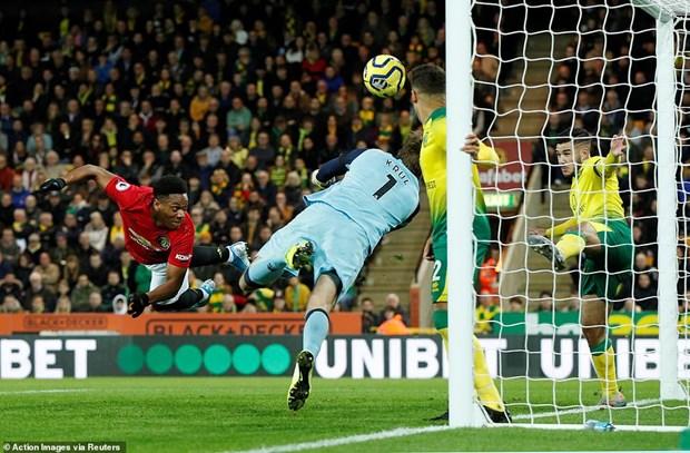 Premier League: M.U thang tien chong mat, Liverpool chac ngoi dau hinh anh 1
