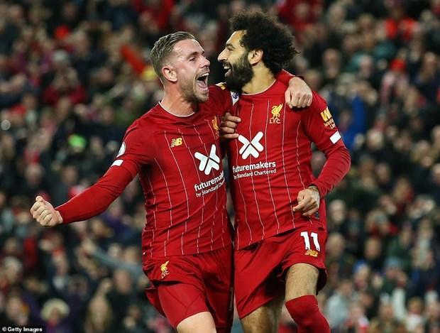 Premier League: M.U thang tien chong mat, Liverpool chac ngoi dau hinh anh 2
