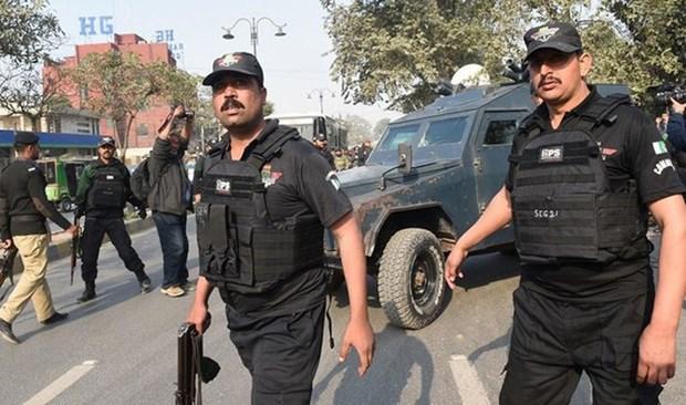 Pakistan tang cuong an ninh truoc cuoc bieu tinh cua nguoi Hoi giao hinh anh 1