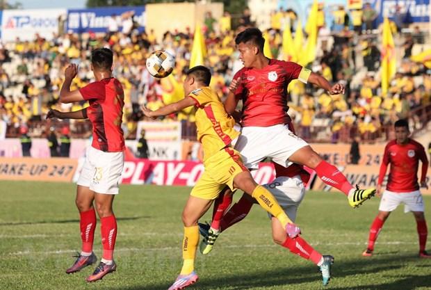 Van Thang lap cong giup Thanh Hoa gianh suat cuoi du V-League 2020 hinh anh 1