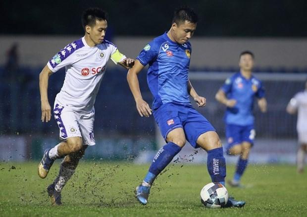 Danh bai Quang Nam, Ha Noi FC lan dau tien vo dich Cup Quoc gia hinh anh 1