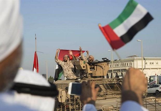 Yemen: Quan doi UAE chinh thuc rut quan doi khoi thanh pho Aden hinh anh 1