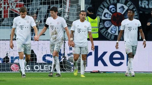 Bayern Munich se ra sao sau tran thua 1-5 truoc Frankfurt? hinh anh 1
