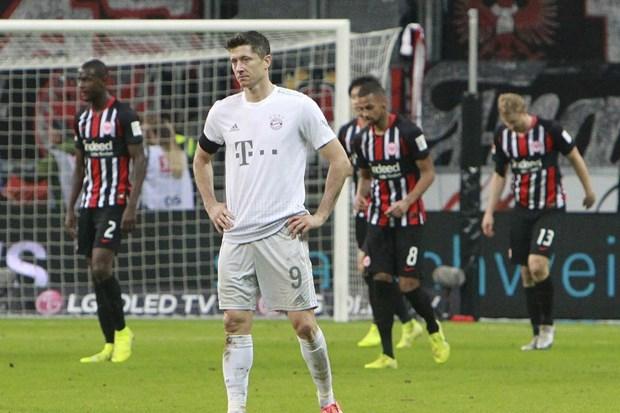Bundesliga: Bayern thua tham 1-5, RB Leipzig dai thang 8-0 hinh anh 1