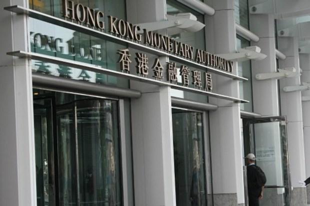 He thong ngan hang Hong Kong van trong tinh trang 'khoe manh' hinh anh 1