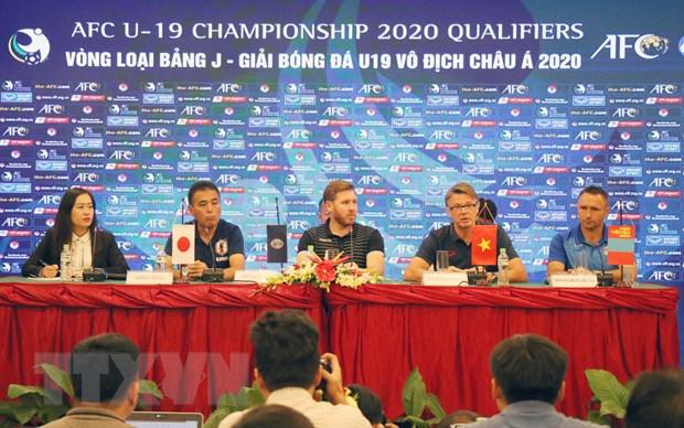 Viet Nam quyet gianh ket qua tot nhat o vong loai U19 chau A 2020 hinh anh 1
