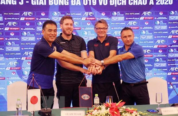 Viet Nam quyet gianh ket qua tot nhat o vong loai U19 chau A 2020 hinh anh 2